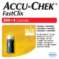 Accu-chek Fastclix Lancettes B/204 à SAINT-MEDARD-EN-JALLES