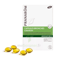 Aromaforce Caps Bronches Bio B/30 à SAINT-MEDARD-EN-JALLES