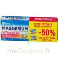 Govital Magnésium Vitamine B6 Comprimés 2*b/45 à SAINT-MEDARD-EN-JALLES