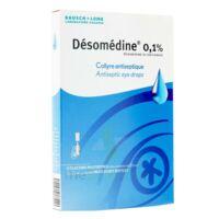 Desomedine 0,1 % Collyre Sol 10fl/0,6ml à SAINT-MEDARD-EN-JALLES