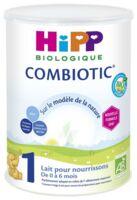Hipp Lait 1 Combiotic® (nouvelle Formule Dha) Bio 800g à SAINT-MEDARD-EN-JALLES