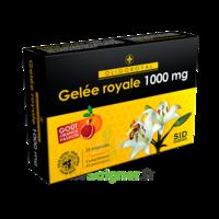 Sid Nutrition Oligoroyal Gelée Royale 1000 Mg _ 20 Ampoules De 10ml à SAINT-MEDARD-EN-JALLES