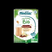 Modilac Céréales Farine Cacao Vanille Dès 12 Mois B/250g à SAINT-MEDARD-EN-JALLES