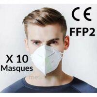 Masque Ffp2 Par 10 à SAINT-MEDARD-EN-JALLES