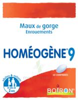 Boiron Homéogène 9 Comprimés à SAINT-MEDARD-EN-JALLES