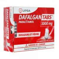 Dafalgantabs 1 G Cpr Pell Plq/8 à SAINT-MEDARD-EN-JALLES