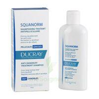 Ducray Squanorm Shampooing Pellicule Grasse 200ml à SAINT-MEDARD-EN-JALLES