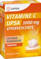 Vitamine C Upsa Effervescente 1000 Mg, Comprimé Effervescent à SAINT-MEDARD-EN-JALLES