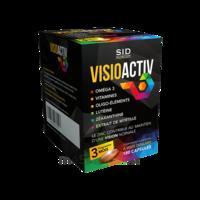 Sid Nutrition Santé Tonique Visioactiv Caps B/180 à SAINT-MEDARD-EN-JALLES
