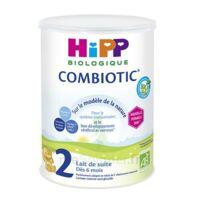 Hipp Lait 2 Combiotic® (nouvelle Formule Dha) Bio 800g à SAINT-MEDARD-EN-JALLES