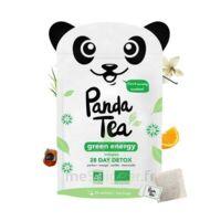 Panda Tea Green Energy 28 Sachets à SAINT-MEDARD-EN-JALLES